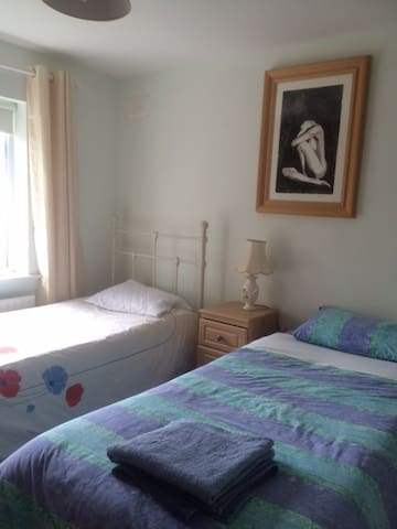 En-suite room.1 / 2 Persons in Naas - Naas - Talo