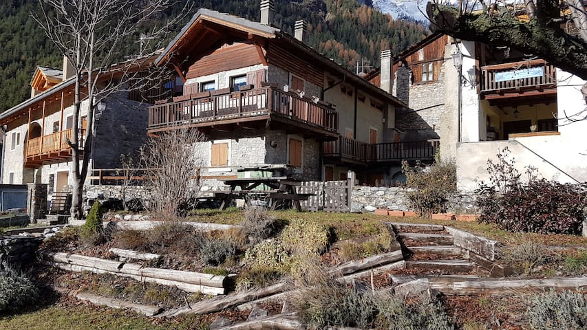 Appartamento in baita al Melezet - Bardonecchia - Appartement
