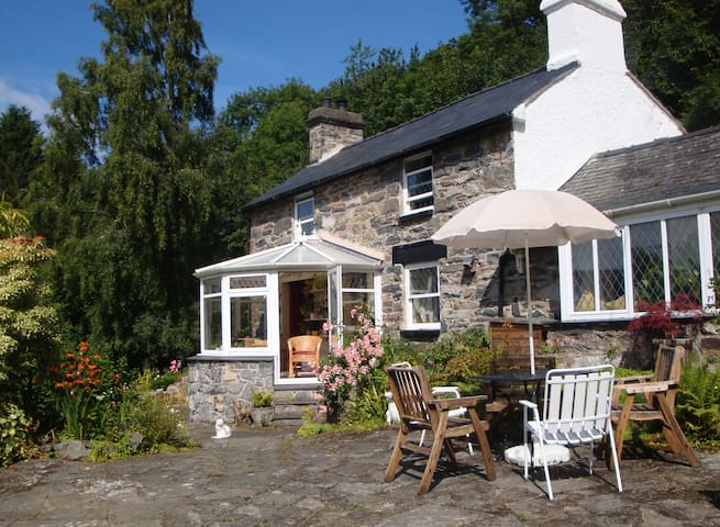 Firs Cottage B&B, the Conwy Valley - Conwy Valley - Bed & Breakfast