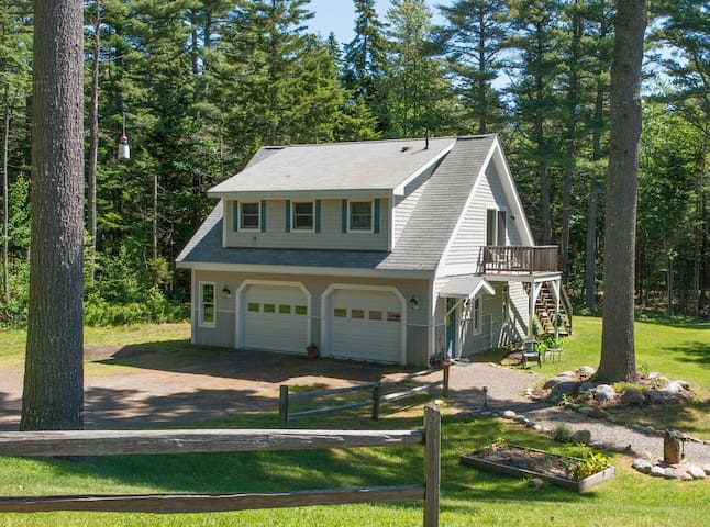 Private, quiet,  Boothbay Apartment at Linekin Bay - Boothbay - Departamento