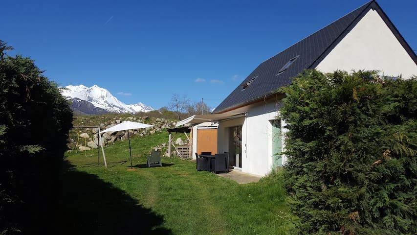 Gîte 4/5 Pl, Val d'Azun, Pyrénées. - Bun - Hus