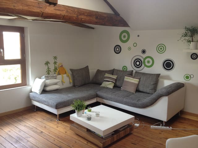 Charming Apartment in City Center - Châlons-en-Champagne - Appartement
