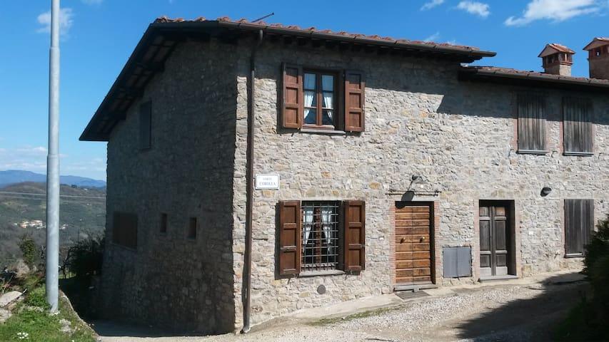 """Countryhouse """"La Vigna"""" - Camaiore - Ev"""
