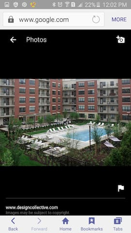 Bedroom University Chicago Medicine/Moraine Valley - Orland Park - Daire