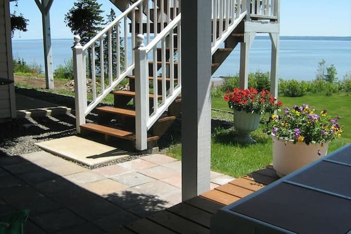 A Suite on the Bay -Fundy Park /Hopewell Rock area - New Horton - Appartement