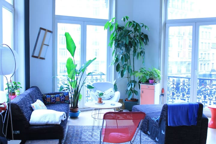 Barrière flat 110m2 - 聖吉爾 - 公寓