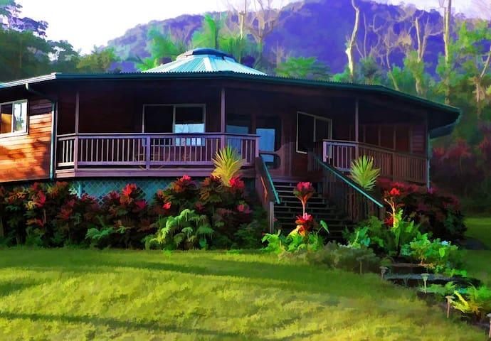 Comfortable Kolea Cottage, Hana - Hāna - House
