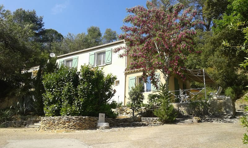 Cottage in South France near to CARCASSONNE castle - Aragon - Natuur/eco-lodge