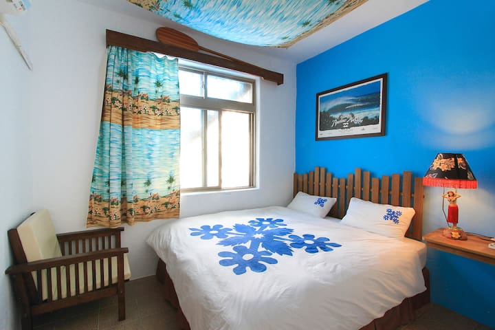 Delux Private Room for 4-person Delux 4人套房 - Manzhou Township