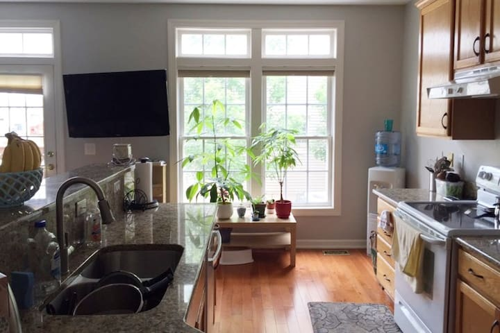 Minutes to Mosaic, magnificent Master Suite - Falls Church - Дом