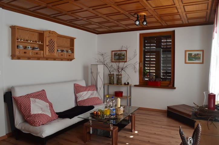 A wonderful little holiday flat - Walenstadt