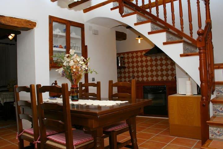 Casa Rural La Vileta - Albocàsser - Casa