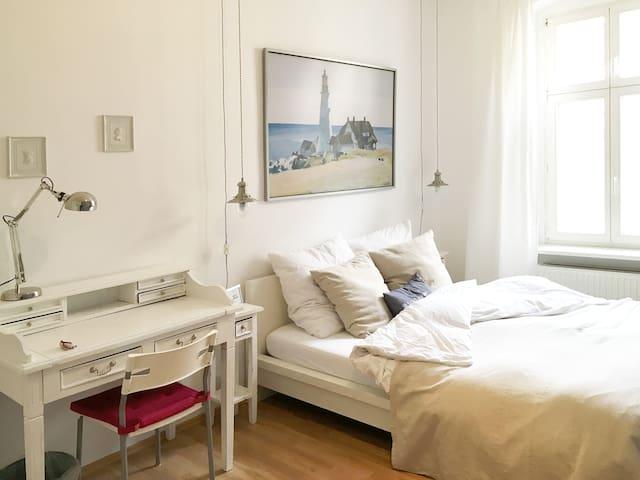 Maritime Room - Alex in 5 Min - Berlin - Apartment