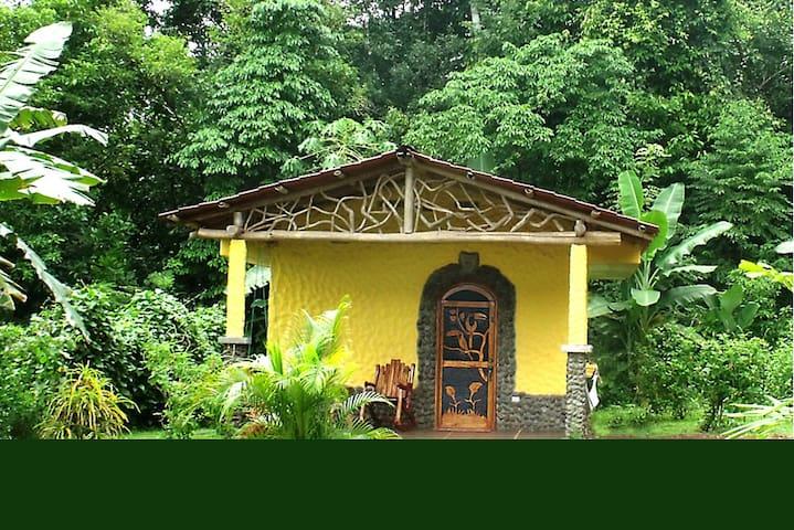 Tucano Rainforest Casita with Hot Springs - Aguas Zarcas - Kabin
