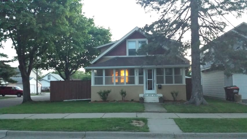 Cozy Vintage Home in Twin Cities - South Saint Paul - Ev