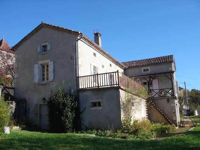 Chememinou - Saint-Géry - Ev