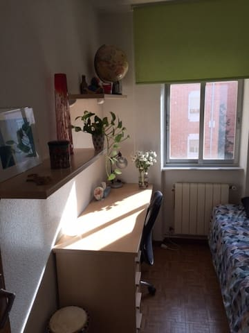 Single Room 1 - Madrid - Appartement