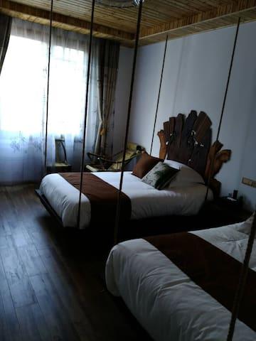怡居茶室套房 - Lishui Shi - Bed & Breakfast