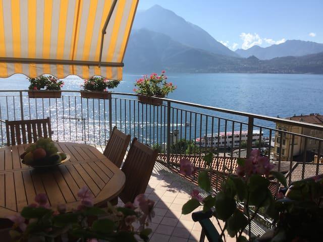 Wonderful lake view - Varenna - Leilighet