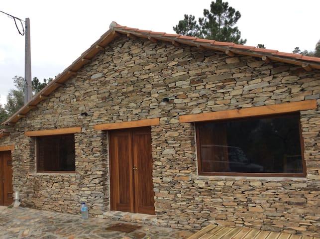 The Quinta Baralha. Mountain House. - Dreia - Maison
