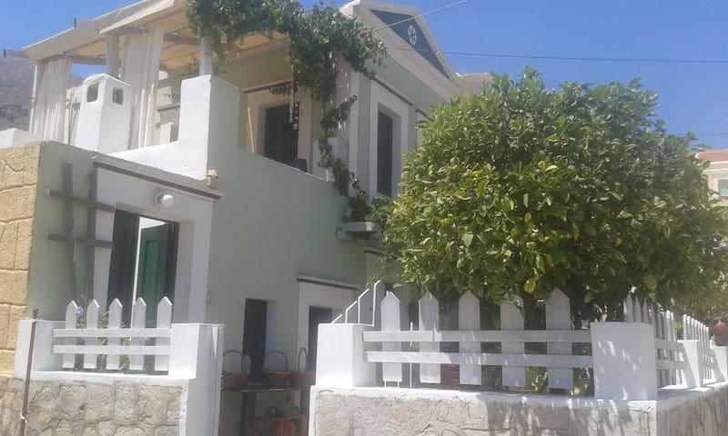 Symi House - Beautiful view - Ano Symi