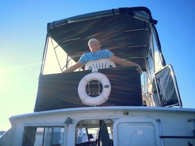 River Cruise on The Carla Diane! - West Alton - Bateau