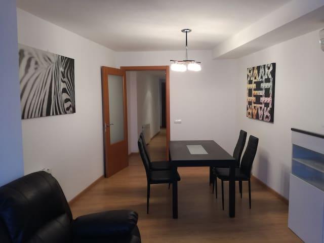apartamento turistico - Les Borges Blanques - Apartmen