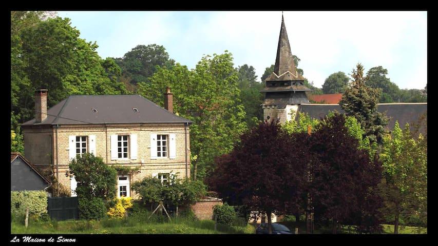 Gîte La Maison de Simon - Huchenneville - Casa