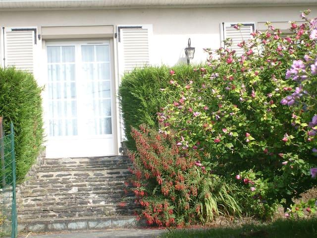 appartement classé 2 étoiles - Lison - Casa