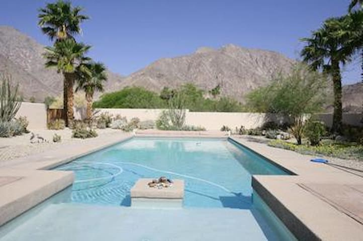 Oasis at the Foot of Indian Head - Borrego Springs - Casa