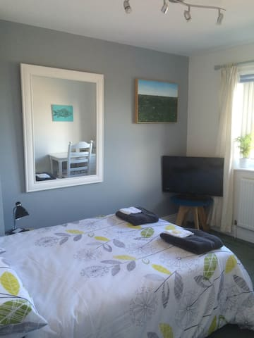 Immaculate double bedroom with private bathroom - Tiverton
