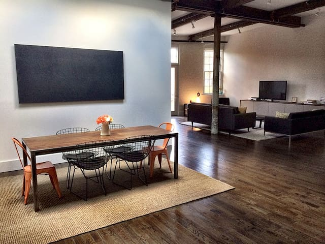 Loft at Beacon Falls - Beacon - Loft