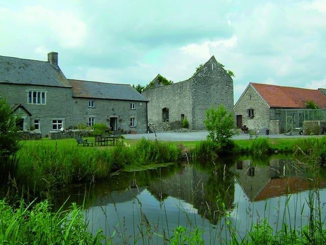 The Granary at Fishweir Farm - Saint Mary Church - Departamento