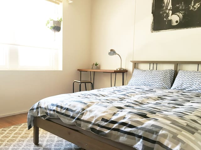 Comfortable room in trendy Brunswick - Brunswick - Talo