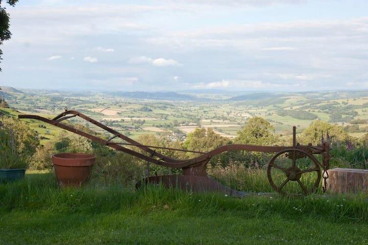 The Granary Llanidloes, Powys Wales - Llanidloes