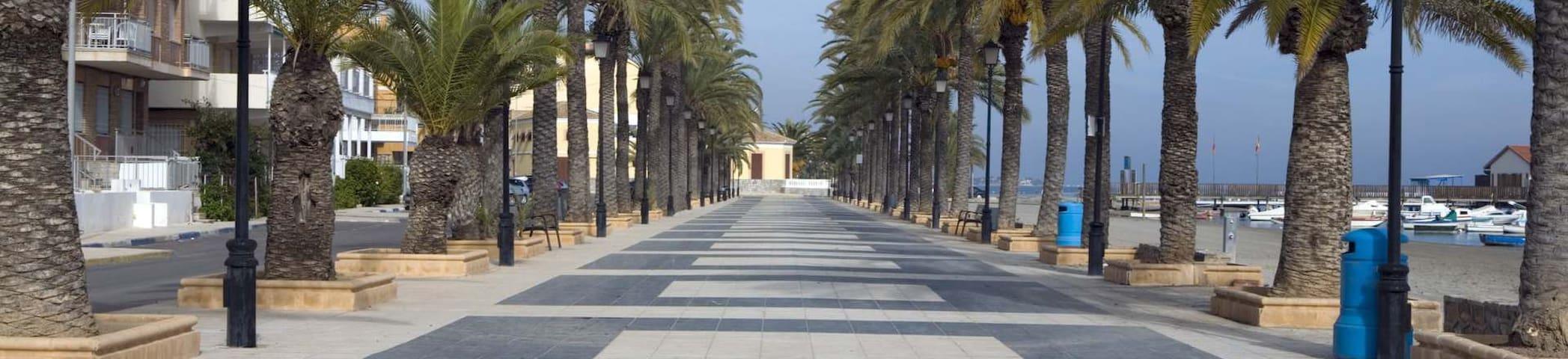 De vacaciones en Los Alcázares - Los Alcázares - Appartamento
