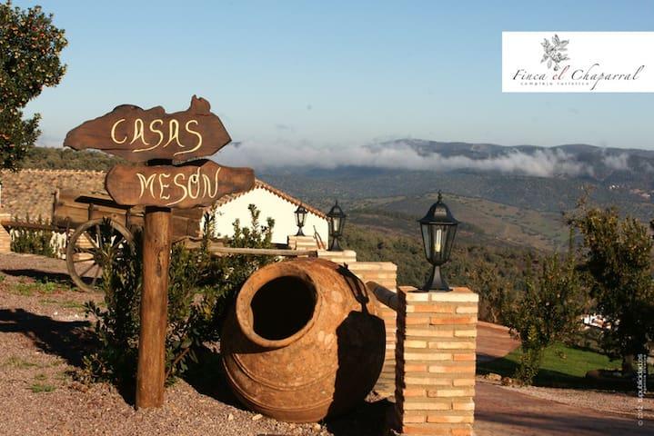 Casa Rural en la Sierra de Aracena - Cortelazor