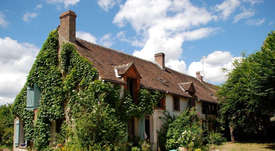 La Sérénité au cœur du Gâtinais - La Selle-en-Hermoy - Huis