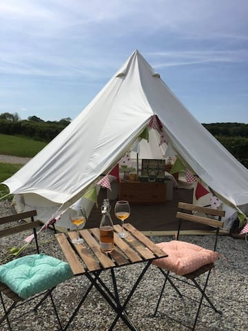 Appledore Park - Devon - 帳篷