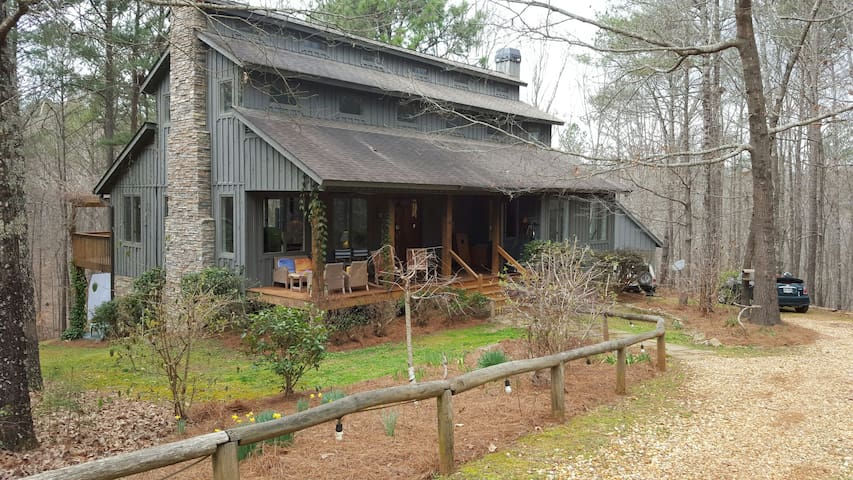 Cozy getaway for your family - Cartersville