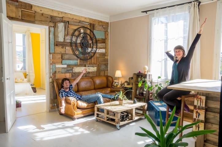 Appartement T3 meublé 70 m2 - Gap - 公寓