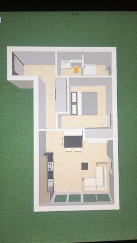 Ankommen und Wohlfühlen - Dornbirn - Apartment