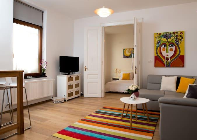 Cozy and Chic Unirii Square Apartment - Timișoara - Daire
