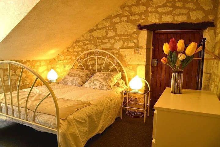 Gîte de charme près de Chinon - Ligré - Ev