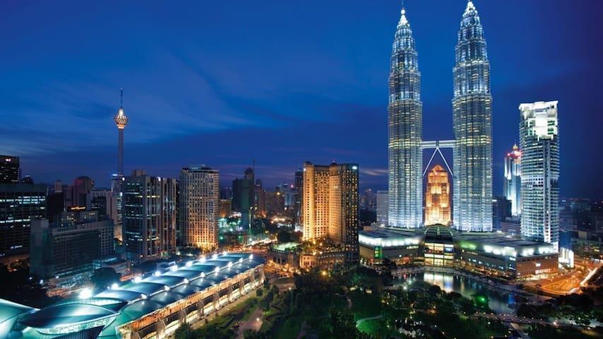 Kuala Lumpur City Service Residence - Kuala Lumpur - Kondominium