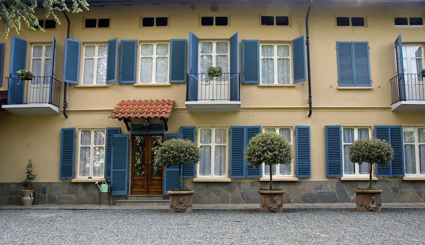 b&b  finestre sui canali near Turin - Cafasse - Aamiaismajoitus