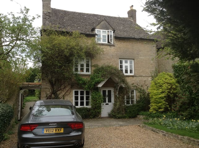 A 17th Century charming cottage - Long Hanborough - Bed & Breakfast