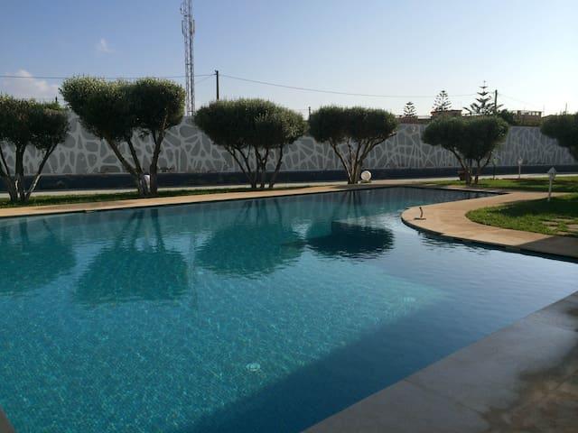 Appartement à 1 minute de la mer - Dar Bouazza - Appartement