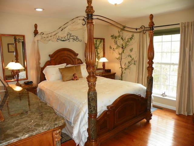 Enchantment Room Sweetberries B&B - Maryville - Bed & Breakfast