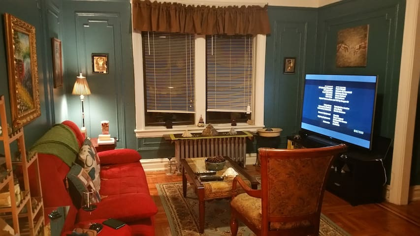Your Home away from Home 30 min from NYC - Yonkers - Apartemen